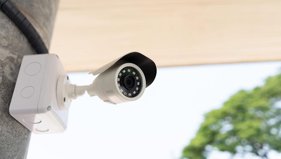 Kamerabevakning av offentliga områden